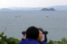 Hàn Quốc phát hiện vật thể giống kính viễn vọng tàu ngầm ở Hoàng Hải