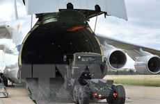 Tổng thống Erdogan: Hệ thống S-400 sẽ được triển khai vào năm 2020