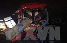 Tai nạn tại Bình Thuận: Xác định danh tính các nạn nhân thương vong