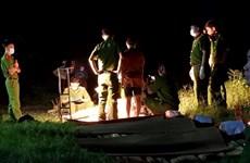 Vụ 4 thanh niên đuối nước ở Phú Thọ: Xác định danh tính các nạn nhân
