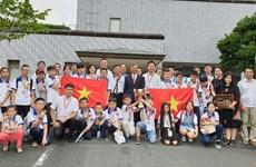 32/32 học sinh Việt Nam đều đoạt giải tại kỳ thi Toán quốc tế WMI