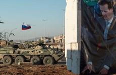 Syria: Phe nổi dậy cáo buộc Nga triển khai bộ binh ở Idlib