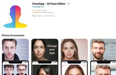 Đảng Dân chủ Mỹ kêu gọi không dùng ứng dụng biến đổi gương mặt FaceApp