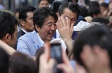 Thủ tướng Nhật Bản Abe gia nhập Instagram để lôi kéo cử tri trẻ tuổi