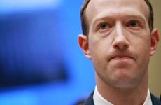 """Zuckerberg: Chính phủ Mỹ không nên """"giáng búa tạ"""" vào Facebook"""