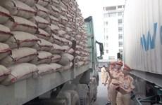 Thanh Hoá tìm chủ nhân xe chở quá tải trọng, chống lực lượng công vụ