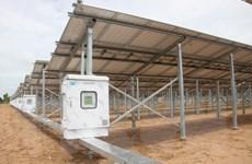 Vĩnh Long vận hành điện Mặt Trời kết hợp nông nghiệp công nghệ cao