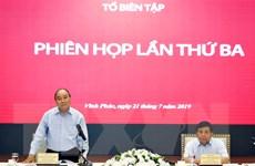 Thủ tướng: Cần đưa ra những phương hướng phát triển mới cho đất nước
