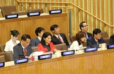 Kiểm toán Việt Nam đóng góp sáng kiến kiểm toán việc thực hiện các SDG