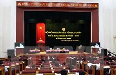 Họp HĐND tỉnh Lai Châu: Nóng tình trạng khai thác khoáng sản trái phép