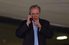 Brazil bắt giữ các nghi phạm xâm nhập điện thoại của bộ trưởng