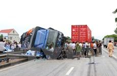 Tạm giữ hình sự lái xe gây tai nạn làm 5 người chết trên Quốc lộ 5