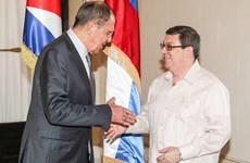 Cuba và Nga cam kết hợp tác đối phó các lệnh trừng phạt đơn phương