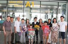 Nghệ An: Đón học sinh đoạt huy chương Olympic Sinh học quốc tế
