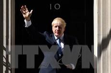 Tân Thủ tướng Anh Boris Johnson bổ nhiệm nội các mới