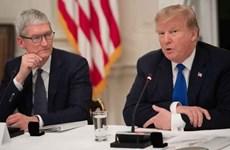 Ông Trump: Apple không được miễn thuế MacPro sản xuất tại Trung Quốc
