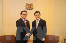 Singapore sẵn sàng phối hợp với Việt Nam trong đào tạo cán bộ