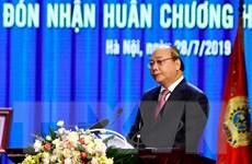 Phát biểu của Thủ tướng tại Lễ kỷ niệm 90 năm ngày thành lập Công đoàn