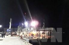 40.000 lít dầu diesel bị tràn ra vùng biển cực nam Chile