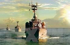 Hình ảnh lực lượng Hải quân cách mạng, chính quy, tinh nhuệ, hiện đại