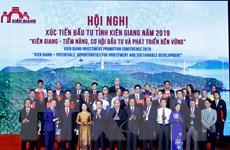 Thủ tướng Nguyễn Xuân Phúc dự Hội nghị xúc tiến đầu tư tỉnh Kiên Giang
