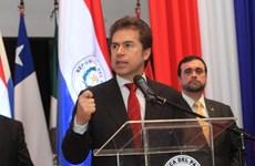 Ngoại trưởng Paraguay từ chức vì thỏa thuận năng lượng với Brazil