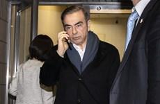 Thụy Sĩ giúp Nhật Bản điều tra cựu Chủ tịch Nissan Motor Carlos Ghosn