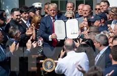 Tổng thống Mỹ ký thông qua gia hạn Quỹ bồi thường nạn nhân vụ 11/9