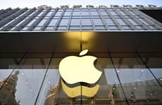 Khối dịch vụ mang đến cho Apple doanh thu quý cao kỷ lục