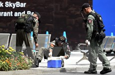 Thủ tướng Thái Lan gọi vụ nổ ở Bangkok là phá hoại hình ảnh đất nước
