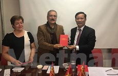 Tăng cường hợp tác giữa hai Đảng Cộng sản Việt Nam và Colombia