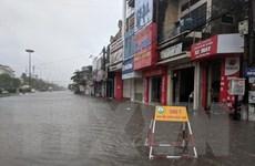 Thủ tướng chỉ đạo ứng phó khẩn cấp hậu quả mưa lũ do bão số 3 gây ra