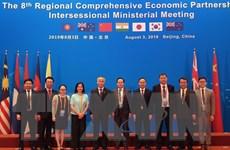 Việt Nam tham dự Hội nghị Bộ trưởng RCEP giữa kỳ lần 8 tại Trung Quốc