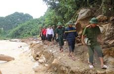 Bí thư Thanh Hóa: Thiệt hại do mưa lũ ở Quan Sơn 'là nỗi đau quá lớn'