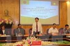 Đoàn cán bộ cấp cao Bangladesh tìm hiểu kinh nghiệm tại Hà Nam