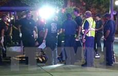 Khoảnh khắc kịch tính cảnh sát Mỹ hạ gục nghi phạm xả súng ở Ohio