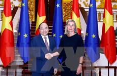 Việt Nam hoan nghênh lập trường của EU về an ninh trên Biển Đông