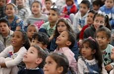 Colombia trao quốc tịch cho hơn 24.000 trẻ em Venezuela