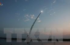 Hàn Quốc họp khẩn về vụ phóng vật thể không xác định của Triều Tiên