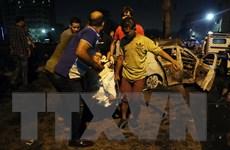 Tổng thống Ai Cập khẳng định vụ nổ ở Cairo là hành động khủng bố