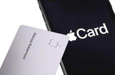 Apple và Goldman Sachs chính thức phát hành thẻ tín dụng Apple Card