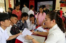 Gần 1.000 học sinh nhập học tại Trường cao đẳng Lào Cai