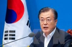 Tổng thống Hàn Quốc tiếp tục chỉ trích Nhật Bản về hạn chế thương mại