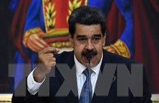 Tổng thống Venezuela Maduro ngừng đối thoại với phe đối lập