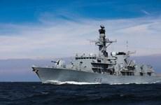 Anh điều thêm tàu tham gia sứ mệnh hải quân tại vùng Vịnh
