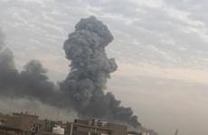 Iraq: Nổ kho đạn trong căn cứ quân sự ở Baghdad gây nhiều thương vong