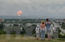 Nga: Mức phóng xạ tăng 4-16 lần sau sự cố cháy nổ động cơ tên lửa
