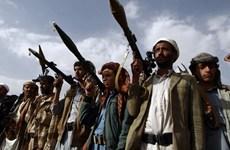 Yemen: Liên quân Arab tấn công các kho vũ khí của Houthi tại Sanaa