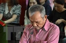 Bình Định: Phạt tù bốn năm lái xe Lexus đâm vào đám tang