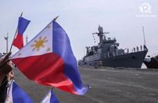 Philippines nhận tàu tuần tra hải quân mạnh nhất từ trước tới nay